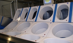 Laundry Counting and Sorting System 8